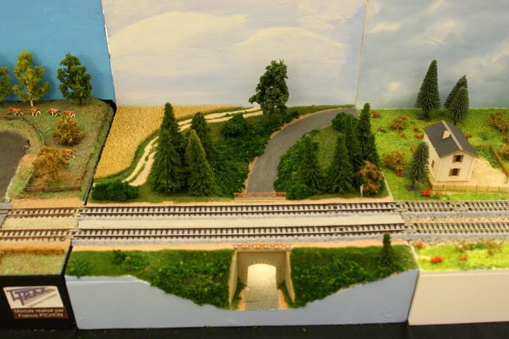 La petite route, Piston93