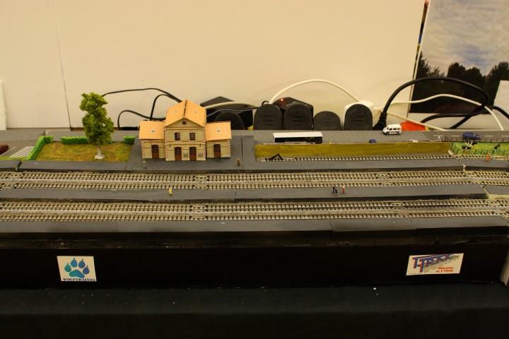 La gare, Wolftrain95